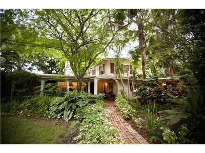 Pinecrest Single Family Home For Sale: 5950 SW 128 St