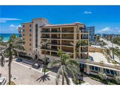 hollywood Condo For Sale: 3415 N Ocean Dr #402