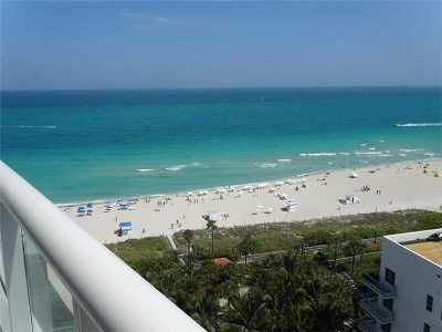 Mosaic, Mosaic On Beach, Mosaic On Miami Beach, Mosaic On Miami Beach Con Rental For Rent: 3801 Collins Ave #1501