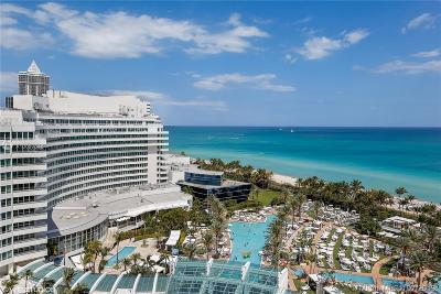 Miami Beach Condo For Sale: 4401 Collins Av #1503