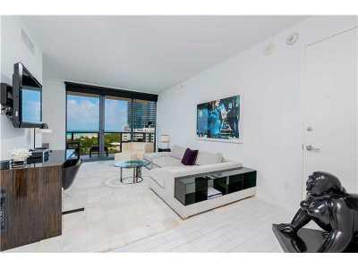 W Hotel, W Hotel & Residences, The W South Beach, W South Beach, W South Beach Reside, W South Beach Residences Rental For Rent: 2201 Collins #909