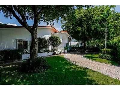 Key Biscayne Single Family Home Active-Available: 370 Woodcrest Rd