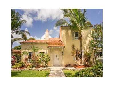 Miami Beach Single Family Home For Sale: 2032 Alton Rd