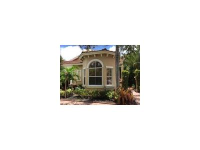 Coral Springs Single Family Home For Sale: 5745 NW 122nd Way