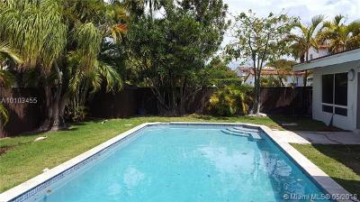 Miami Beach Single Family Home For Sale: 5350 Alton Rd