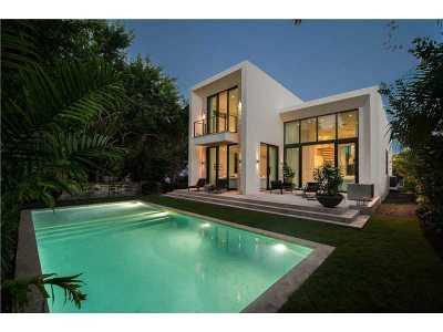 Miami Beach Single Family Home Active-Available: 3185 Royal Palm Ave