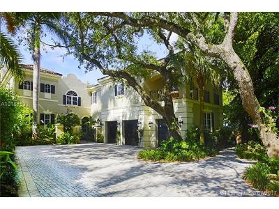 Coconut Grove Single Family Home Active-Available: 3930 Hardie Ave