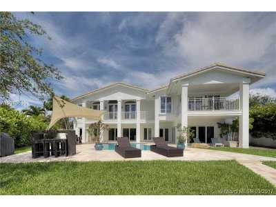 Coral Gables Single Family Home Active-Available: 14705 Sailfish Dr