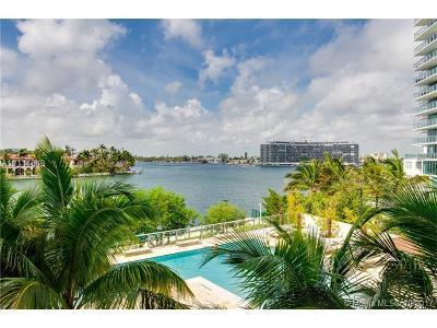 Miami Beach Condo For Sale: 6620 Indian Creek Dr. #312