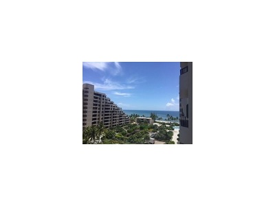 Key Biscayne Condo For Sale: 201 Crandon Blvd #820