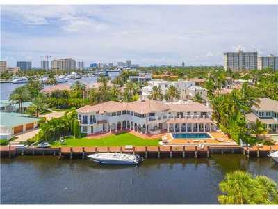 Fort Lauderdale Single Family Home Active-Available
