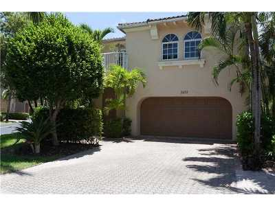 Aventura Single Family Home Active-Available: 21137 Northeast 31st Ave
