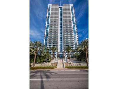 hollywood Condo For Sale: 3101 S Ocean Drive #1208