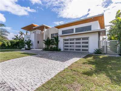 Fort Lauderdale Single Family Home Active-Available: 2854 Northeast 29th St