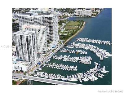 Miami Condo For Sale: 555 NE 15th St #516