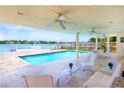 Miami Beach Single Family Home Active-Available: 1171 Stillwater Dr