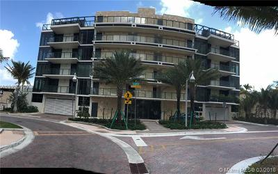 hollywood Condo For Sale: 2205 S Surf Road #4A