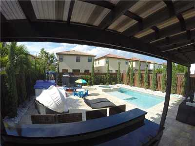 Doral Single Family Home For Sale: 11505 NW 87th Ln
