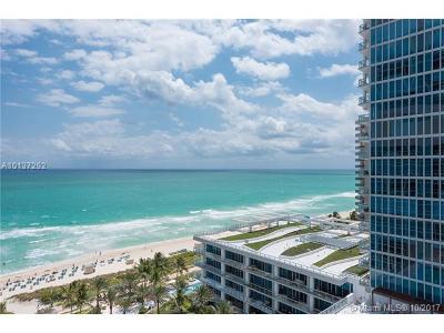 Miami Beach Condo For Sale: 6801 Collins Ave #412