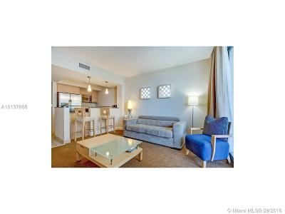 Sunny Isles Beach Single Family Home For Sale: 18683 Collins Ave #2001
