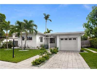 Miami Beach Single Family Home Active-Available: 780 South Shore Dr