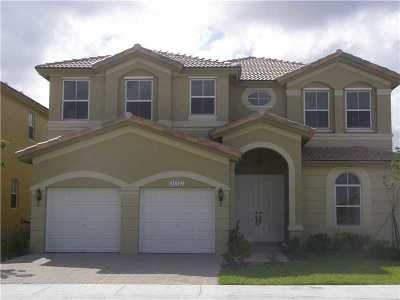 Doral Single Family Home Active-Available: 11172 Northwest 78th St
