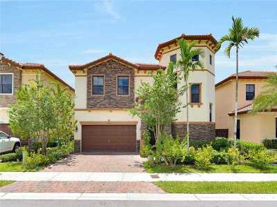 Doral Single Family Home Active-Available: 9930 Northwest 86th Ter