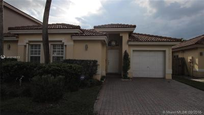 Doral Single Family Home For Sale: 11287 NW 58th Ter