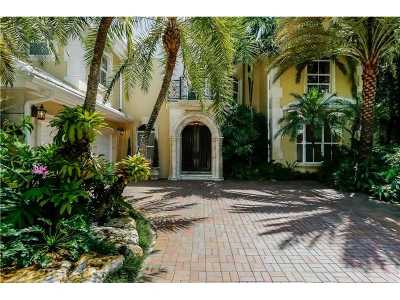 Key Biscayne Single Family Home For Sale: 40 Grand Bay Estates Cir