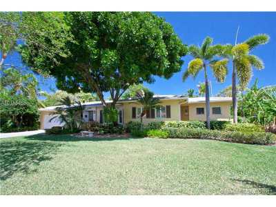 Coral Gables Single Family Home Active-Available: 4205 Anderson Rd