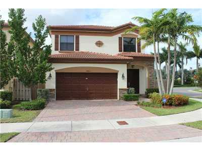 Doral Single Family Home Active-Available: 10011 Northwest 87th Ter