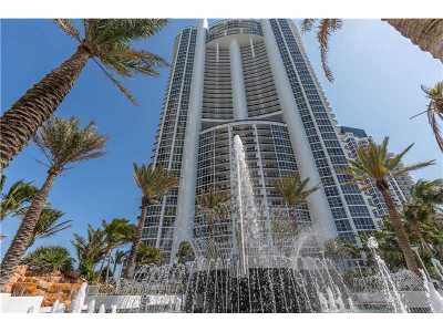 Sunny Isles Beach Condo Active-Available: 18101 Collins Ave #1207