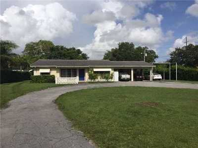Single Family Home For Sale: 7650 SW 83rd Ct