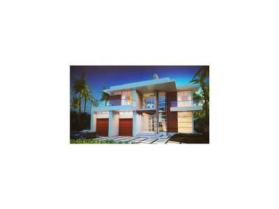 Golden Beach Single Family Home Active-Available: 675 Golden Beach Dr