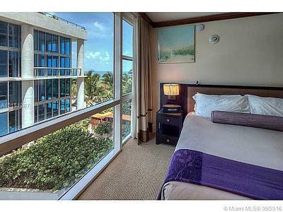 Miami Beach Condo For Sale: 6801 Collins Ave #301