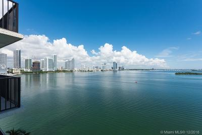 Venetian Islands Condo For Sale: 801 N Venetian Dr #1201