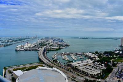 Miami Condo Active-Available: 888 Biscayne Blvd #5001