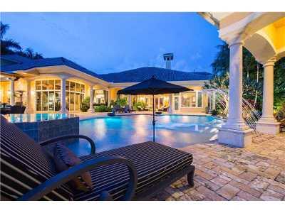 Weston Single Family Home For Sale: 2947 Lake Ridge Ln