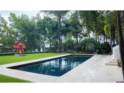 Coral Gables Single Family Home Active-Available: 144 Isla Dorada Blv