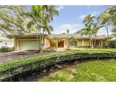 Coral Gables Single Family Home Active-Available: 1515 Salvatierra Dr