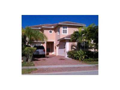 Miramar Single Family Home Active With Contract: 17433 SW 47 Ct