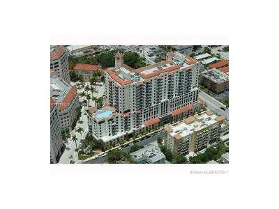 Coral Gables Condo Active-Available: 888 South Douglas Rd #PH15