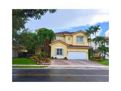 Doral Single Family Home Active-Available: 6814 Northwest 113th Pl