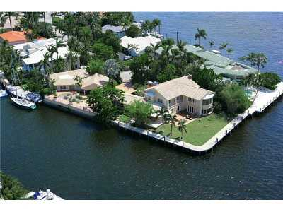 Fort Lauderdale Single Family Home Active-Available: 2401 Laguna Dr
