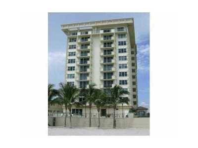 Surfside Condo For Sale: 9195 Collins Ave #309
