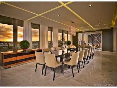 bal harbour Condo For Sale: 9701 Collins Ave #703/5S