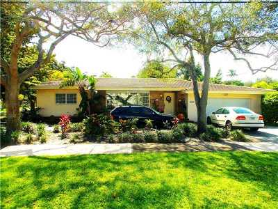 Coral Gables Single Family Home Active-Available: 5108 Donatello St