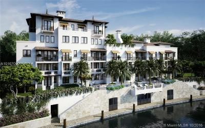 Coral Gables Condo For Sale: 6100 Caballero Blvd #Atelier