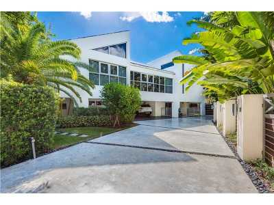 Coral Gables Single Family Home Active-Available: 144 North Prospect Dr