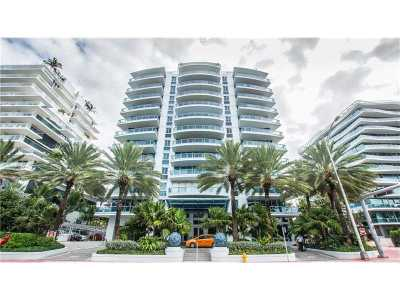 Surfside Condo Active-Available: 9401 Collins Ave #307